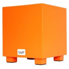 Bubnovacia stolička - mini oranžová