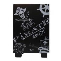 Bubnovacia stolička - veľká pirátska