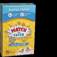 Match and catch kartová hra