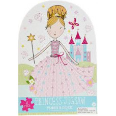 Puzzle princezná 20