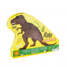 Puzzle Tyranosaurus Rex 40