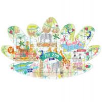 Puzzle zoo 80