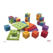 Happy Cube 3D puzzle Junior