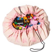 Play&go Hračkovak Pink Elephant