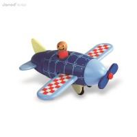 Magnetická skladačka lietadlo