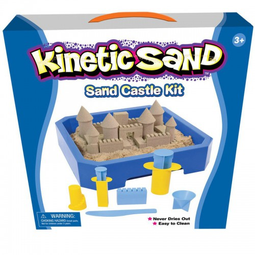 caf1a9bc6 Kinetic Sand - Sand Castle Kit