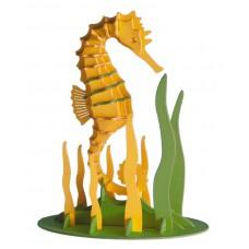 3D model morský koník