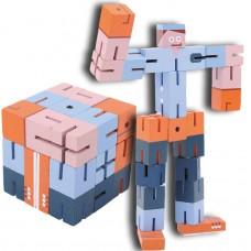IQ-Test  Puzzle boy  oranžová/modrá FRIDOLIN
