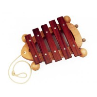 Rolofón - pentatonický xylofón