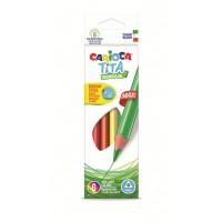 Trojhranné pastelky Tita Maxi 6