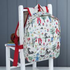 Detský batoh Červená čiapočka
