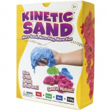 Kinetic Sand - 3 farby 3 kg